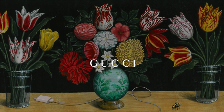 Gucci Fall 2017 Ready-To-Wear Show