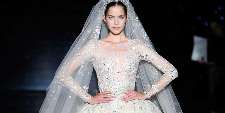 fall couture wedding fashion