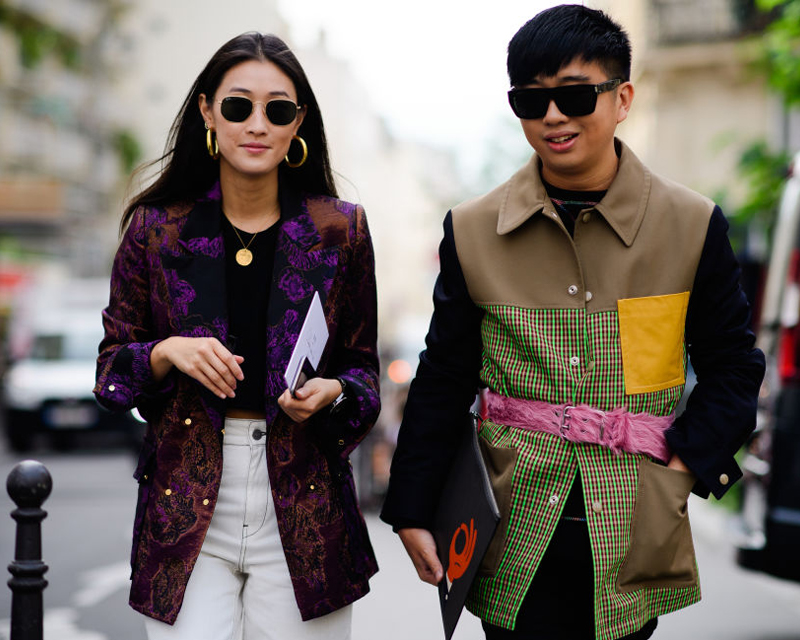 street style couture fashion week