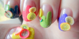 fruity nail polish
