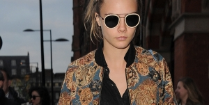 celebrities wearing glasses