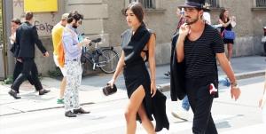 street style Pitti Uomo 2017