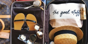 packing for summer vacation