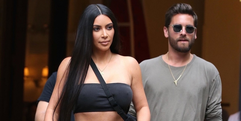 kim kardashian casual fashion