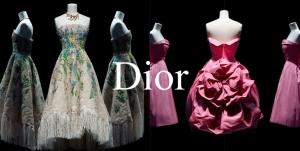 Christian Dior exhibition paris