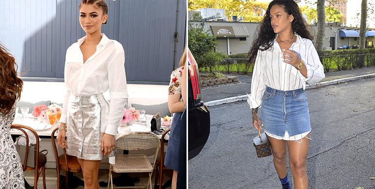 2000s miniskirts