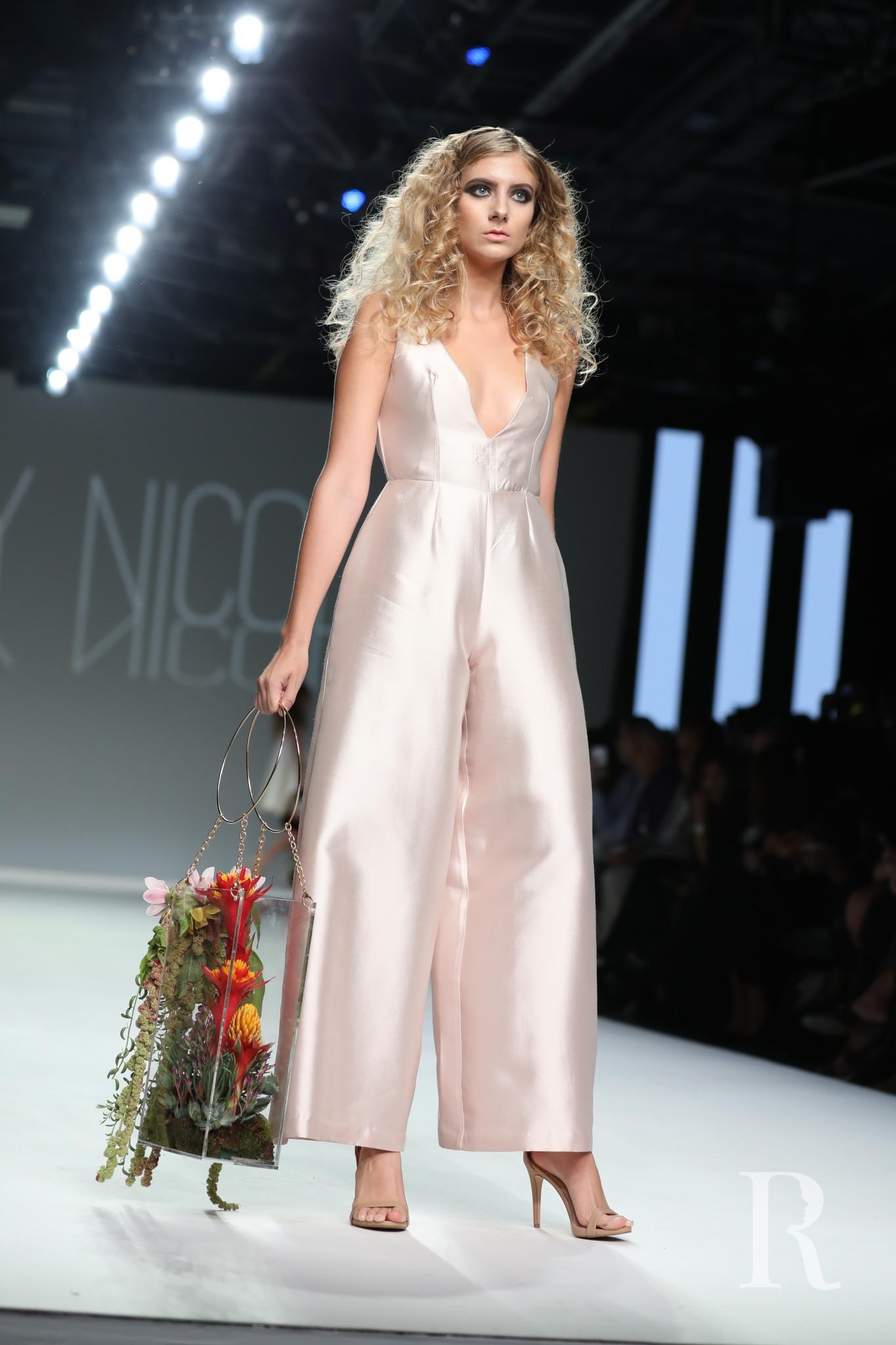 Brittany Nicole NYFW