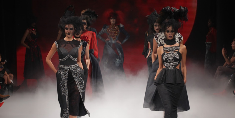 Art Hearts Fashion runway September 7