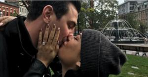 Janel Parrish Engagement Thumbnail