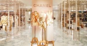 Chanel Nordstrom Pop-Up