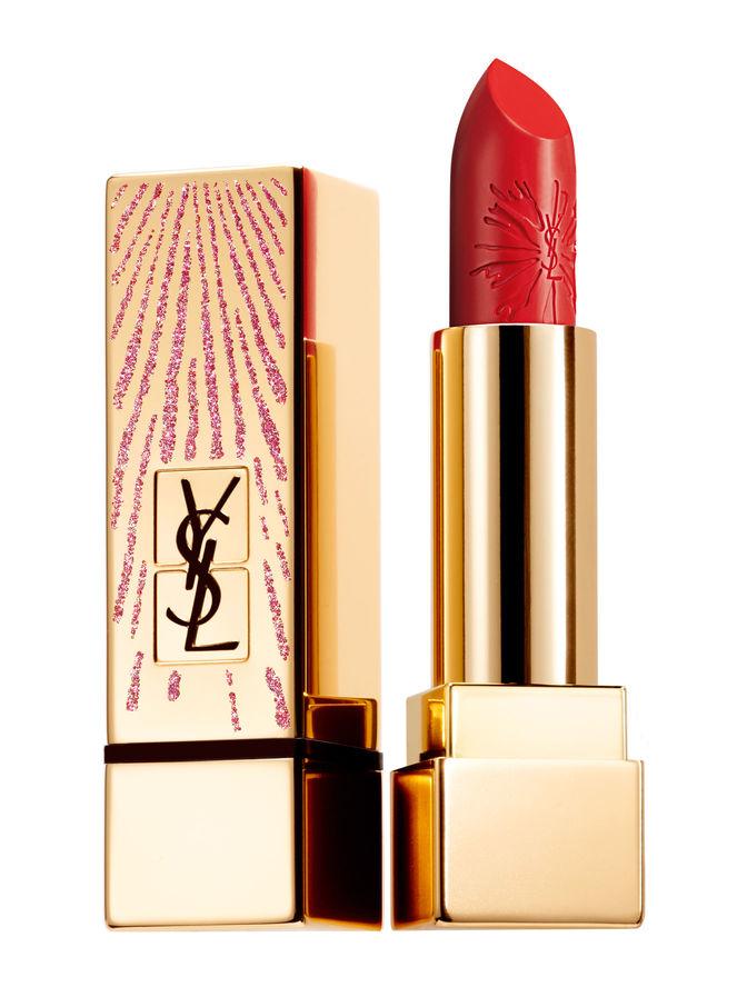 Christmas Lipsticks 2017 YSL