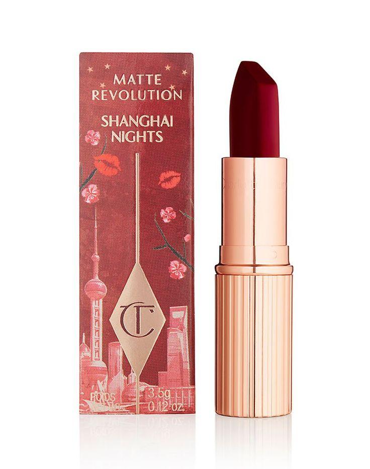 Christmas Lipsticks 2017 Charlotte