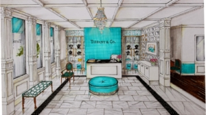 Tiffany and Co. Globe-Trotter