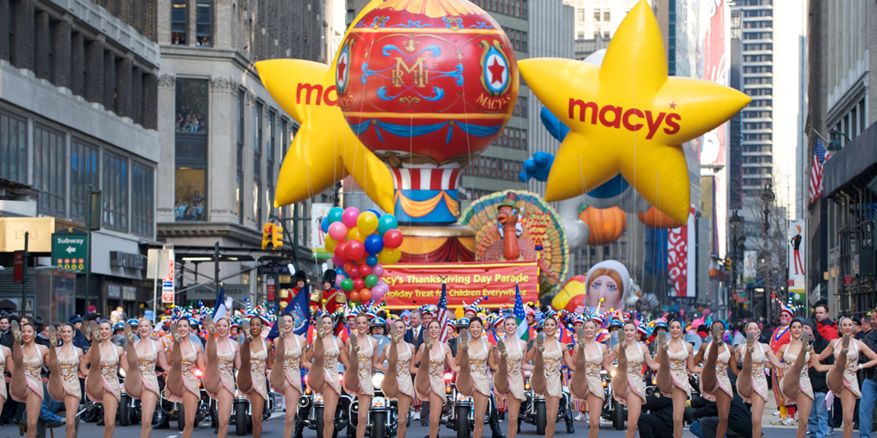Macys' Thanksgiving Day Parade