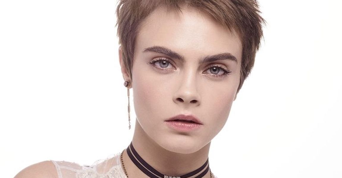 Cara Delevingne Dior Skincare