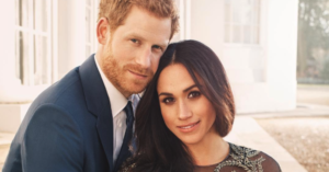 Royal Engagement Portraits