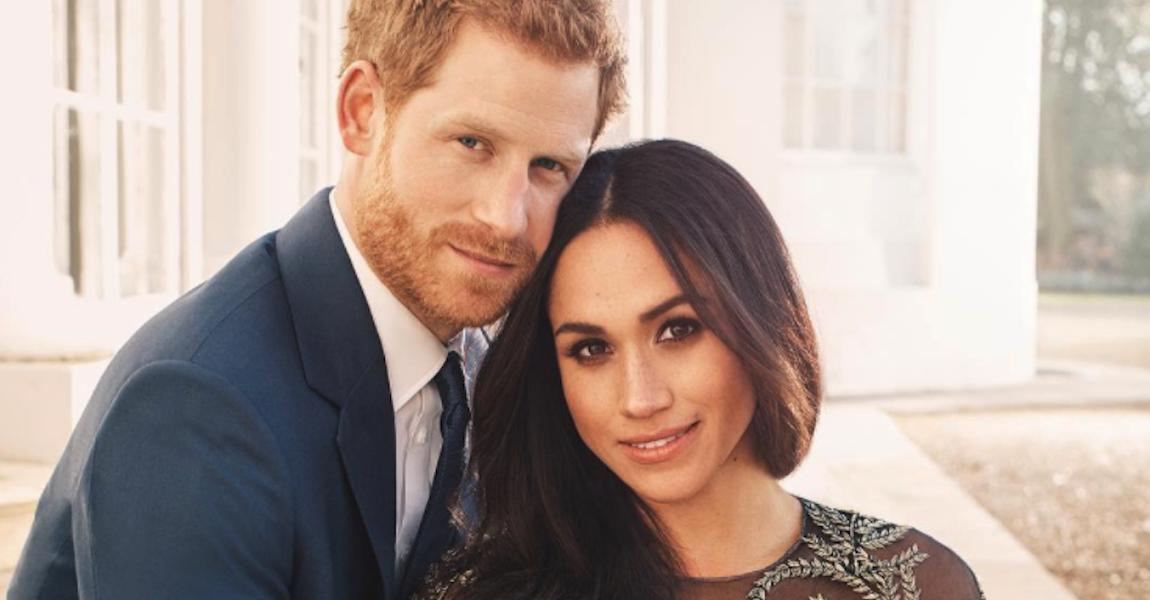 Royal Engagement Portraits