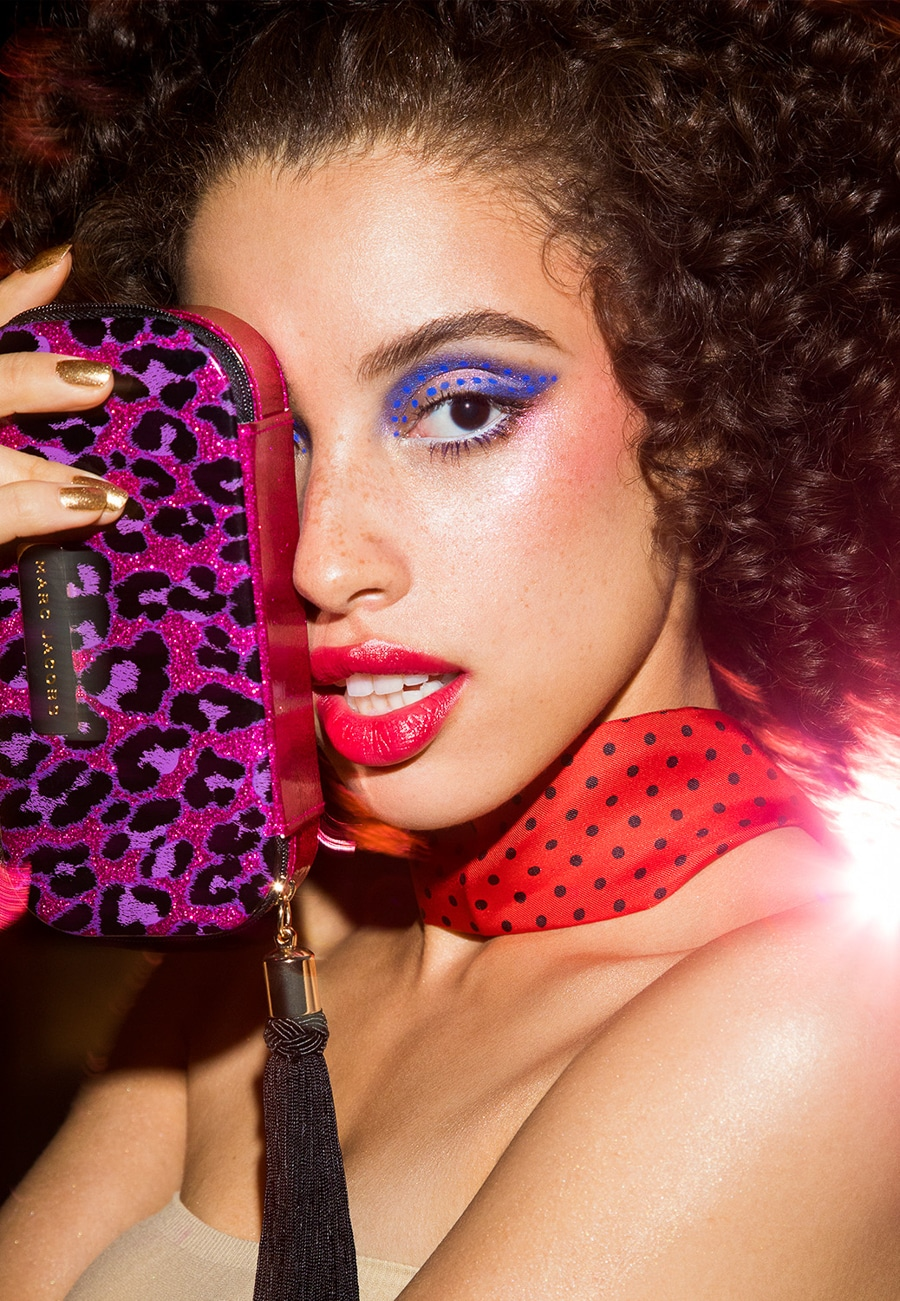 Marc Jacobs Beauty Campaign