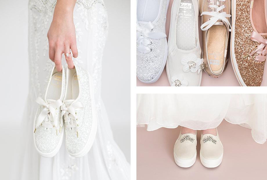Keds Kate Spade Bridal