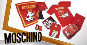 Moschino Year of the Dog