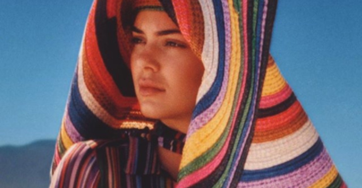 Missoni Spring 2018 Campaign Kendall Jenner