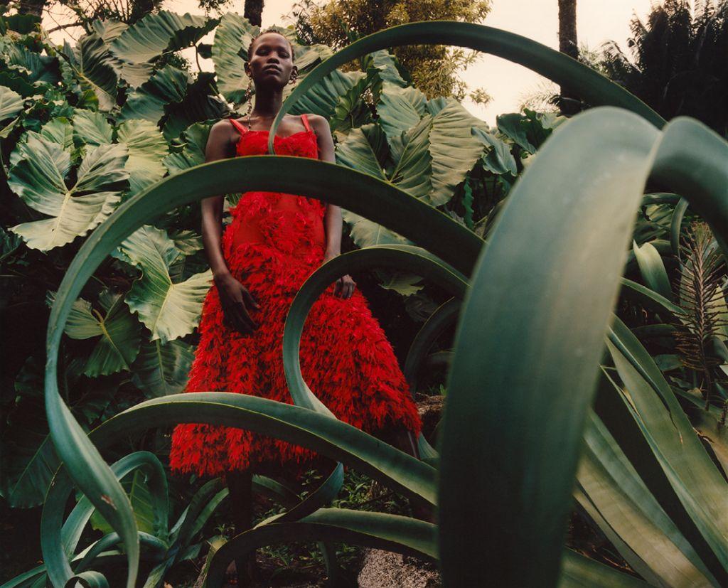 Alexander McQueen Spring/Summer 2018