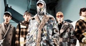 Fendi Fall/Winter 2018-19 Menswear
