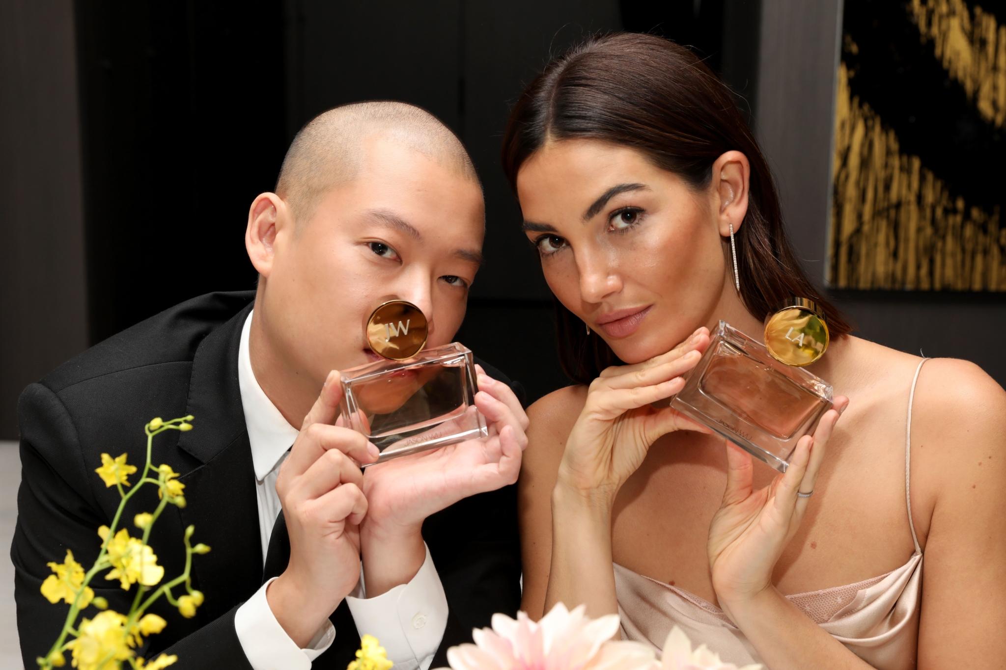 Jason Wu & Lily Aldridge