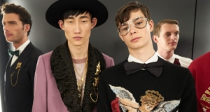 Dolce & Gabbana Men's Fall/Winter 2018-19