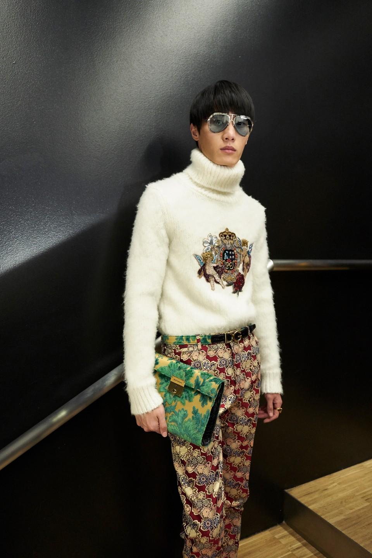 Dolce & Gabbana Men's Fall/Winter 2018-19