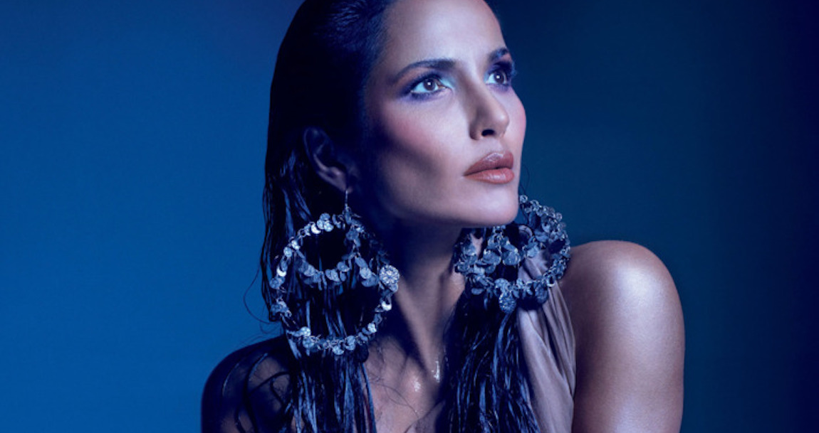 Padma Lakshmi MAC Cosmetics