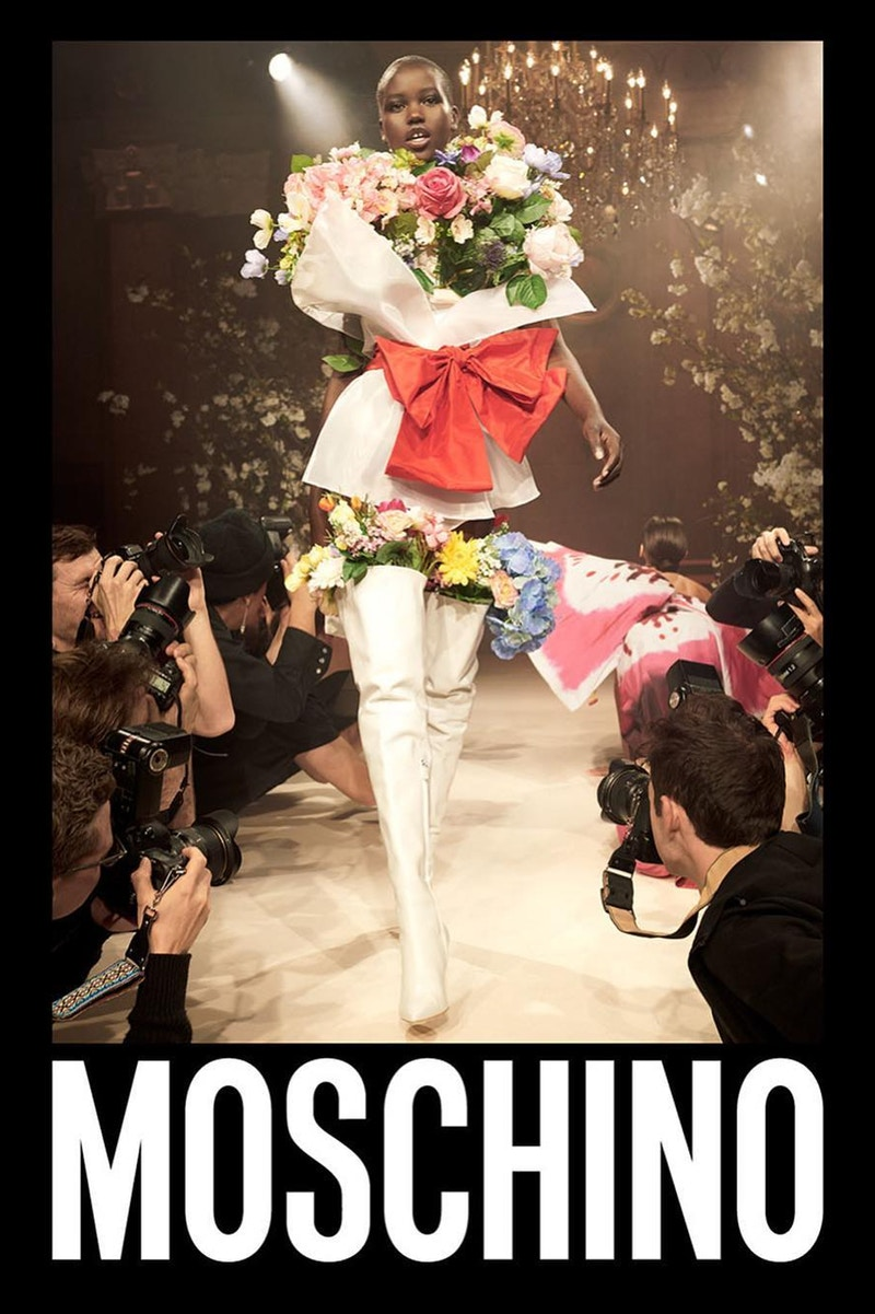 Moschino Spring 2018