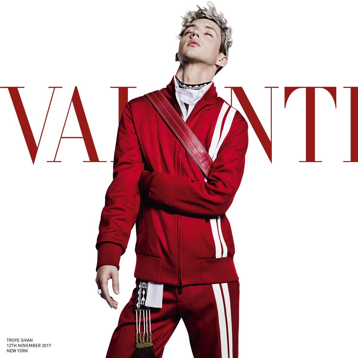 Troye Sivan Valentino
