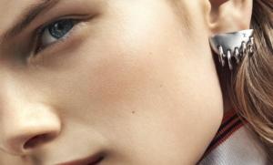 Louis Vuitton Bionic Earrings
