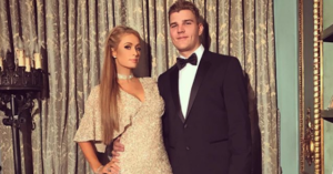Paris Hilton Engaged Chris Zylka
