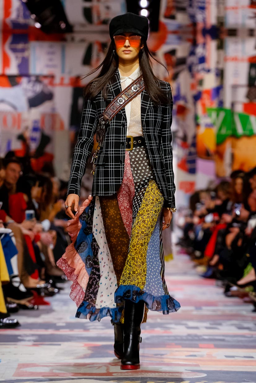 Dior Fall 2018 Paris Fashion Week