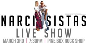Narcisistas Live Show
