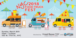 Food Truck Fest in NYC