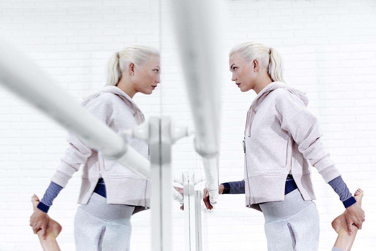 Karlie Kloss Adidas Stella McCartney