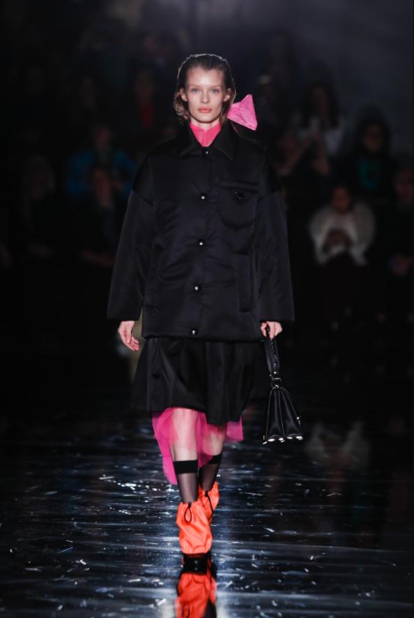 Prada Fall 2018 Milan Fashion Week