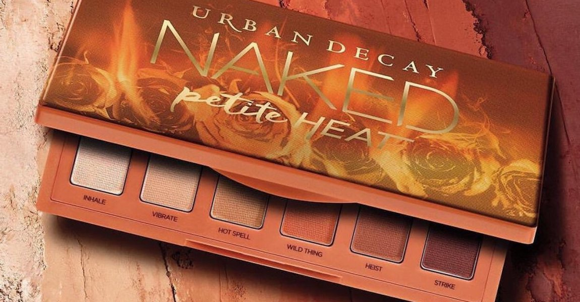 Urban Decay Naked Heat Petite