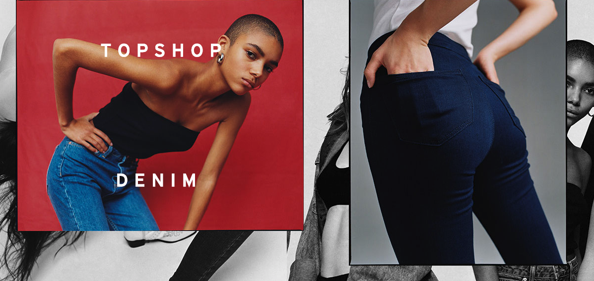 Topshop Jeans Spring 2018