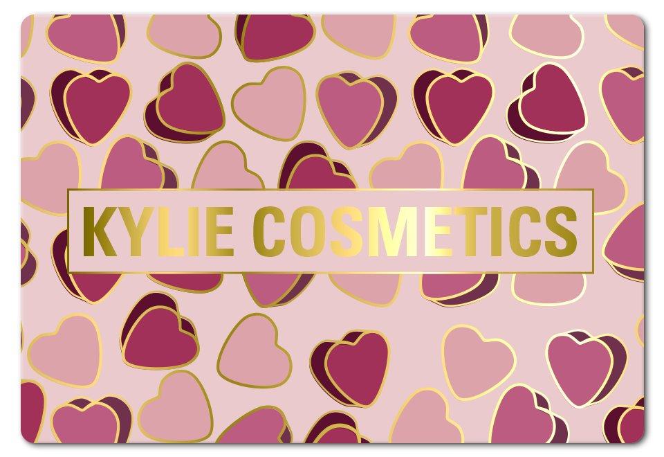 Kylie Cosmetics Valentine Collection 2018