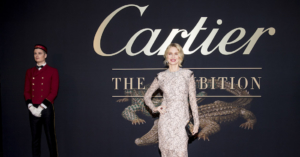 Cartier The Exhibition Naomi Watts