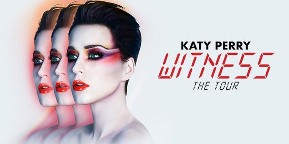 Katy Perry's Witness Tour Asia