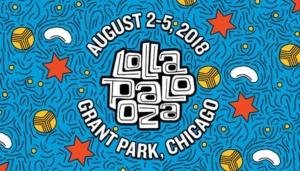 Lollapalooza 2018