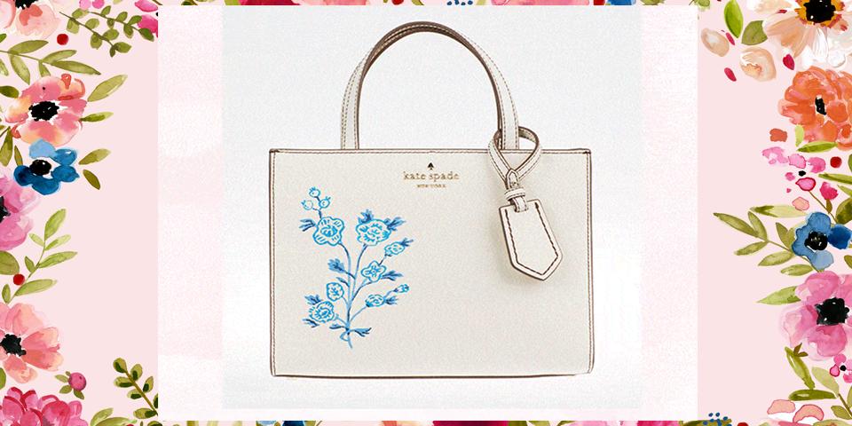 Hand-Painted Kate Spade Bag