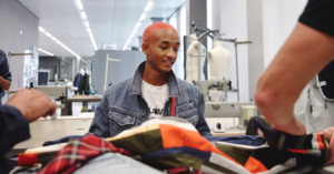 Jaden Smith G-Star Denim