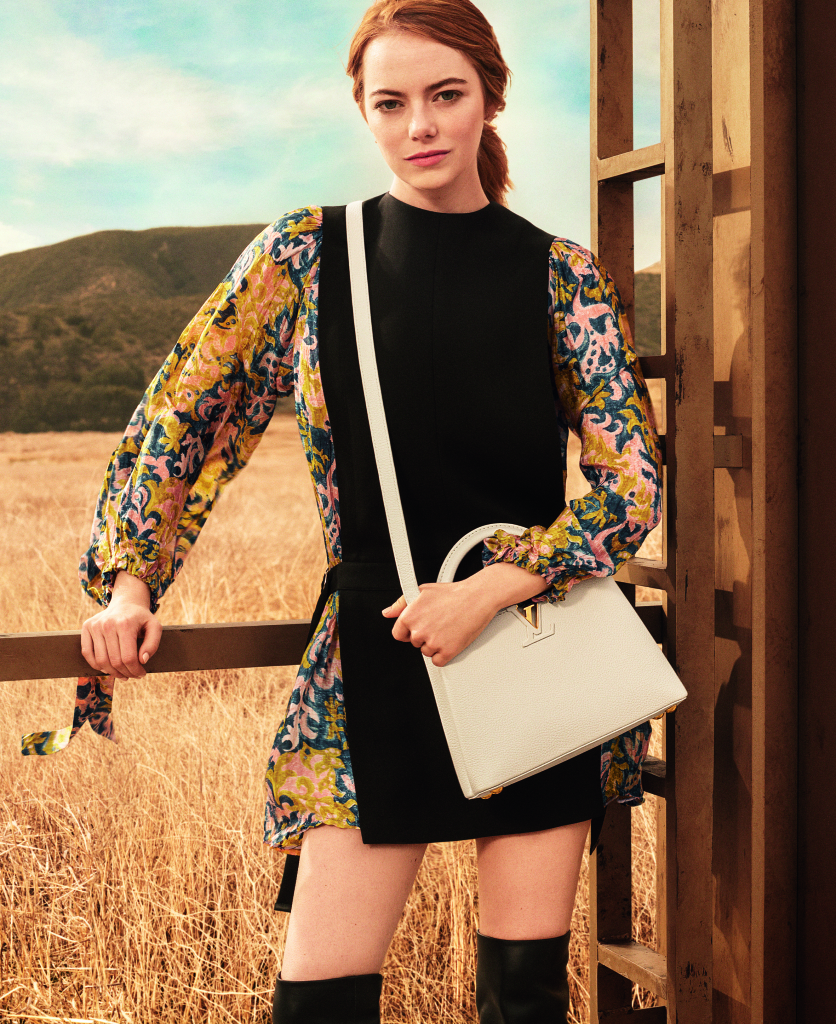 Emma Stone Louis Vuitton