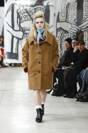 Miu Miu Fall 2018 Paris Fashion Week